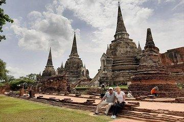 Privat Ayutthaya og Bang Pa-In...