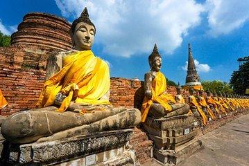 Oppdag Ayutthaya høydepunkter