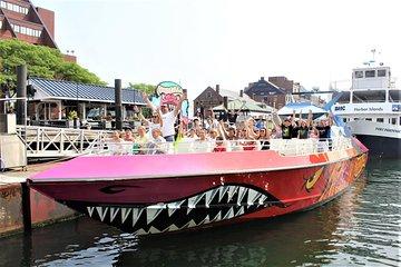 Boston Codzilla High Speed Thrill Boat Ride 2020