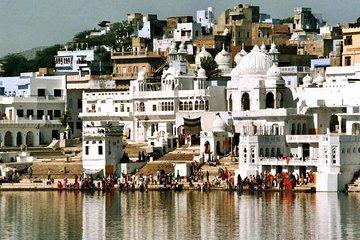 6 Days Golden Triangle Tour with Pushkar Delhi, Agra, Jaipur
