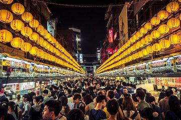 Taipei Night Market Tour (Mandarin/English)