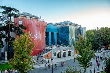Prado and Reina Sofia: tickets and private visit