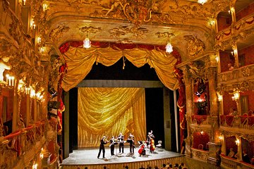 Festive concert in the Cuvillies Theater including museum tour