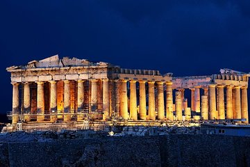 Skip the Line: Acropolis of Athens Ticket