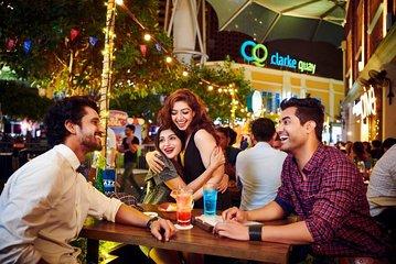 Singapore Nightlife: Street Food & Bars