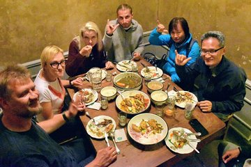 5 iconic restaurants of Lima / 3-hour guided food tour
