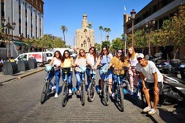 Seville Bicycle Tour