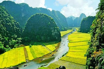 Hoa Lu - Trang An - Cueva Mua - Viaje...