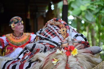 Ubud Village And Cultural Dance Tour with Rice Terrace And Waterfall Visit