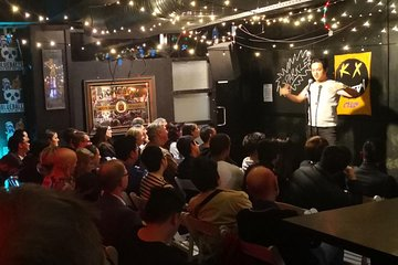 Skip the Line: Kings Cross Ticket -A night of killer laughs!