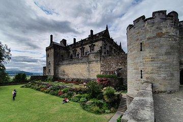 Stirling Castle, Loch Lomond & Whisky Day Trip from Edinburgh