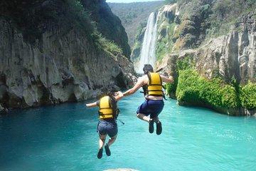Tour delle cascate di Tamul e Water
