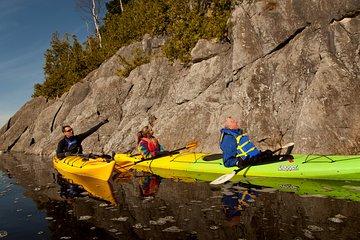 River Relics Kayaking Adventure