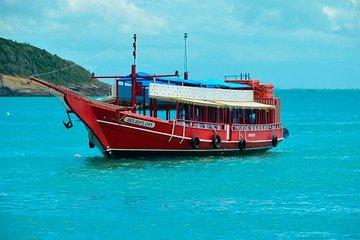 Excursion en bateau à Buzios depuis Rio...