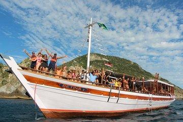 Excursion en bateau Arraial do Cabo au...