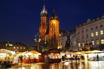 Christmas Market Tour - Kraków