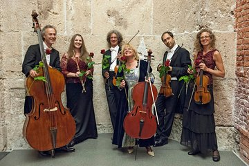 Residenz Gala Concert with Champagne Reception and Museum Tour
