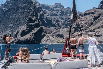 Western Tenerife Cruise with Lunch and Open Bar