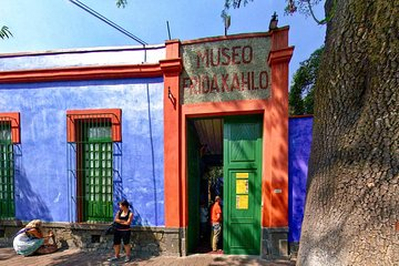 Tickets to Frida Kahlo Museum