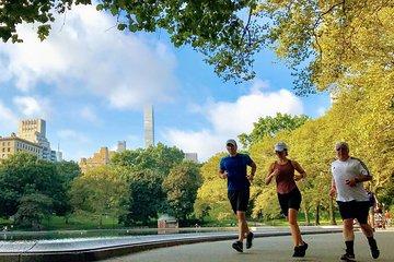 Central Park 5K Fun Running Tour
