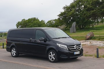 Airport transfer in Helsinki