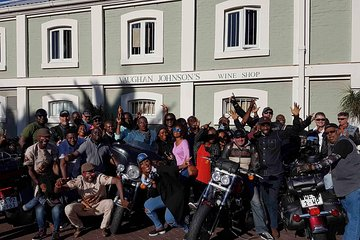 Motorbike Full day tour, Cape Town peninsula and Winelands
