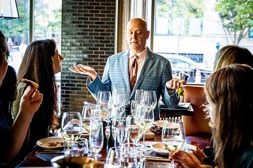 Boston's Back Bay Wine Tasting Guided Walking Tour Tickets