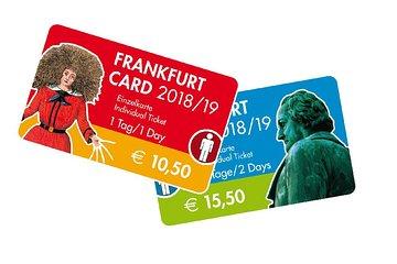 Frankfurt Card: City Sightseeing Pass