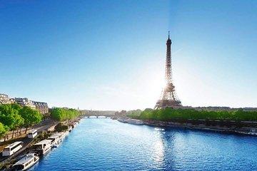 Eiffel Tower Entry Ticket