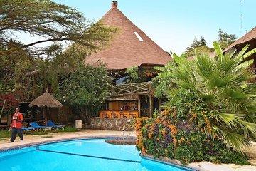 3-day Maasai Mara safari at Sopa Lodge from Nairobi