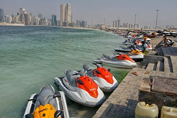Jet Ski -Thrilling Ride Water Activity