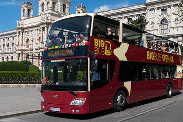 Vienna Hop-off Sightseeing Bus & Free WiFi