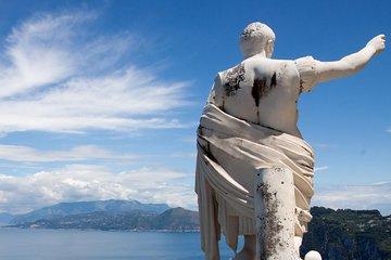 Capri, Sorrento & Pompeii Tour from Naples