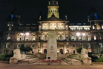 Private Glasgow Ghost Tour: City Center Exploration Game