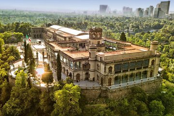 Entrance tickets to Chapultepec Castle