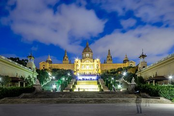 Private Sightseeing in Barcelona By Night
