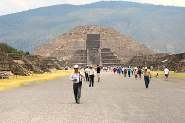 Tickets to Teotihuacan Archaeological Zone