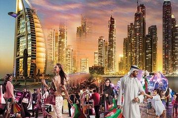 Private Half-Day Shopping Tour in Dubai