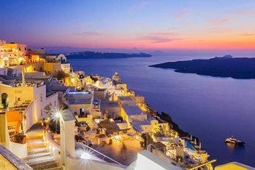 Royalty Santorini Island 2 Days from Athens
