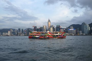 3-Night Regal HongKong Hotel Package with Airport Transfer, Tours and E-Tickets