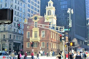 Downtown Freedom Trail Walking Tour PLUS Beacon Hill to Copley Square, Back Bay  Tickets