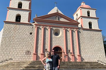 Santa Barbara Private Tour and Wine Tasting Experience from LA