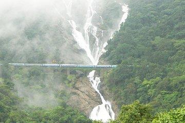 Dudhsagar Falls – The Beauty of Goa
