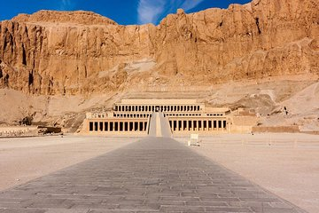 Private Full-Day Tour of the East & West Banks from Luxor with King Tut's Tomb