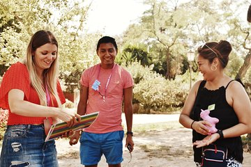 Interactive Spanish Learning Tour
