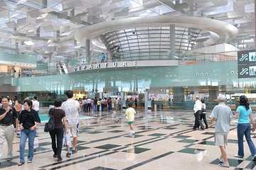 Arrival Transfer - Airport To Marina Bay Cruise Centre (Pvt)