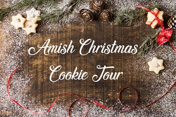 Amish Christmas Cookie Tour including Amish Farm and House