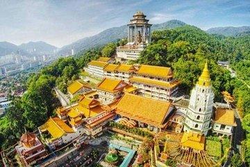 Penang Temple Run Private Tour