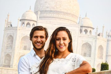 Private Day Trip to Agra Including Taj Mahal and Agra Fort