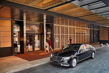 Athens airport private transfer to Athens city (Morning shift 06:30am-10:30pm)